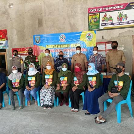 Musdes Penetapan Hasil Pendataan SDGs Desa Dasun